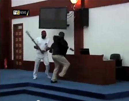 political violence rivers state assembly